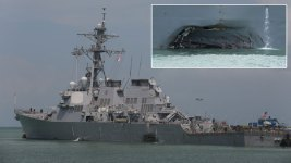 Search Underway for Missing Sailors; Navy Chief Orders Probe
