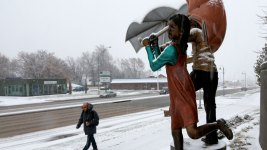 Third Winter Storm Zeroes In on Minnesota, South Dakota