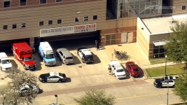 Houston Police Chief: No Injuries Amid Gunfire Reports