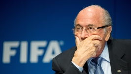 Blatter Criticizes AG Lynch, FIFA Corruption Case
