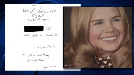 Police Hope 45-Year-Old Letter Will Help Solve Cold Case Murder