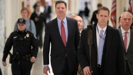 Comey Says House Republicans Are 'Shameful' After Interview
