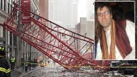 Man Killed by Fallen Crane Was Harvard Grad: Family