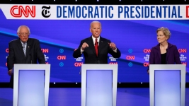 Fact Check: Dems Debate on Guns, Syria, Health Care