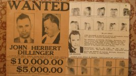 Indiana Cemetery Objects to John Dillinger Exhumation