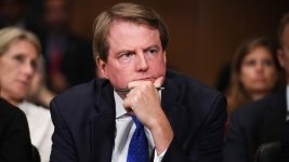Don McGahn Departs as White House Counsel, Officials Say
