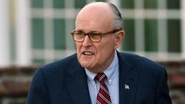 Giuliani Says Trump May Consider Pardons After Russia Probe