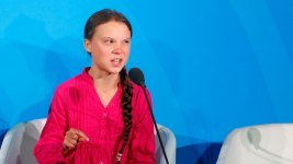 Clamor as Greta Thunberg Joins Climate Activists in Madrid