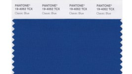 Classic Blue Is Pantone Color Institute's Color of the Year