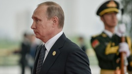 Russia's Putin Warns Artists Against Offending Believers