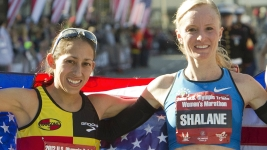 Marathon Winner Waited for Friend During Bathroom Break