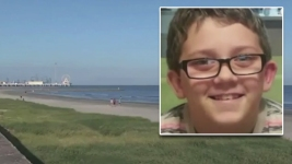 Texas Teen Saves Younger Brother From Shark Attack