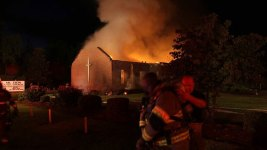 Fire at Historic Black Church in S.C. Wasn't Arson: Source