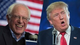 Trump, Sanders Dominate Polls as Race Moves to NH