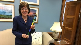 'Talking Stick' Credited With Helping to End Shutdown