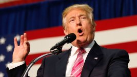 Trump Rebukes Clinton Racism Claims: 'Shame on You'