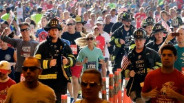 Runners From NJ Race Canceled by Pipe Bomb Join NYC 5K