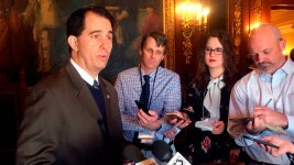 Next Governor Will Ask Walker to Veto Lame-Duck Legislation