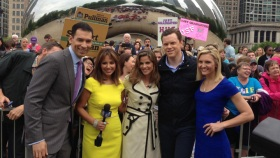 The Today Show Takes On Chicago
