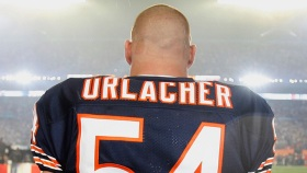 Brian Urlacher's Storied Career