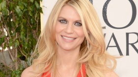 Claire Danes Talks 'Blingin' It Out' On The Red Carpet