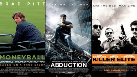 "This Week's New Movies: ""Moneyball"", ""Abduction"", ""Killer Elite"" & More"