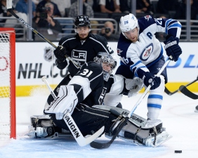 Flames, Jets Clinch Playoff Spots as Kings Are Eliminated