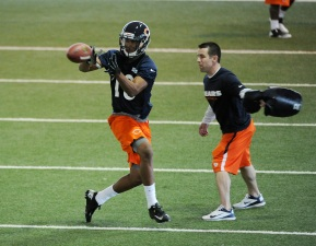 What Will the Bears Do With Marquess Wilson?