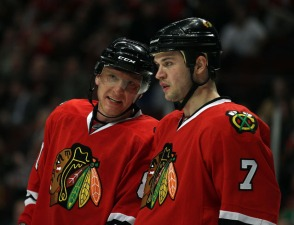 Hawks Host Blue Jackets Friday