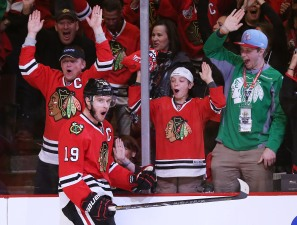 Blackhawks' Potential Playoff Opponents