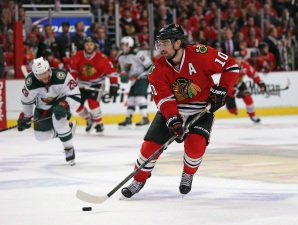 Why Patrick Sharp Could be Due for Another Hot Streak