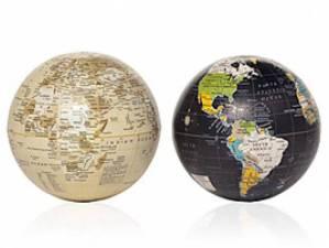 World Globe Spheres