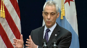WATCH: Rahm Emanuel Asks for Police Supt. Resignation