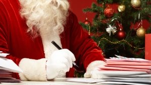 St. Nick Trick: USPS Lets Kids Get Replies Mailed From Santa