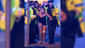 Explosion Reported at Ariana Grande Concert in Manchester Arena