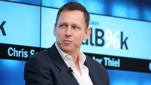 Billionaire Peter Thiel Says He Funded Hogan's Gawker Suit