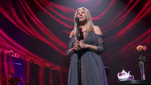 A Star Is Gone: Streisand Says She'll Never Tour Again