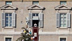 Pope on Christmas: Bethlehem Trek's Like Today's Migrations
