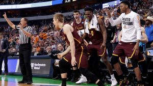 Loyola Scores Major Victory Over Tennessee