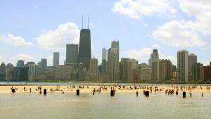 Chicago Beaches Open for Summer