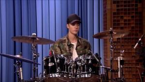 Justin Beiber Questlove Drum-Off