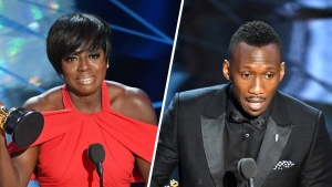Not So White: Ali, Davis Win Oscars After Racism Cloud