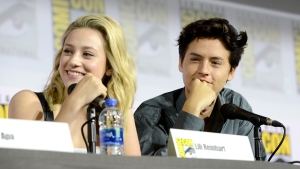 Celebrities at Comic-Con 2019: Cole Sprouse, Marvel Cast
