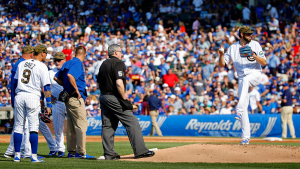 Cubs' Bullpen Achieves Incredible Feat vs. Dodgers