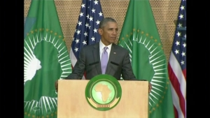 Obama: Africa Must Create Jobs