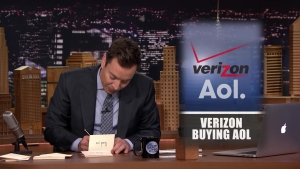 """Tonight Show"" Thank You Notes: ""Bachelorette,"" Doritos"