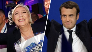 Macron, Le Pen to Face Off in France's Presidential Election