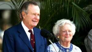 George H.W. Bush: 'Your Prayers Are Working'