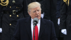 Donald Trump's Full Inaugural Address