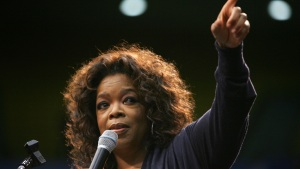 Oprah Tapped for Commencement Speech at NY College